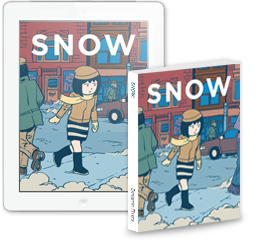 Buy Snow in print or Digitally